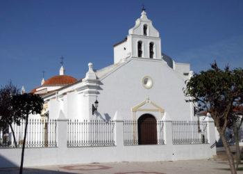 Ermita de Nuestra Señora de las Nieves Patrona del pueblo,
