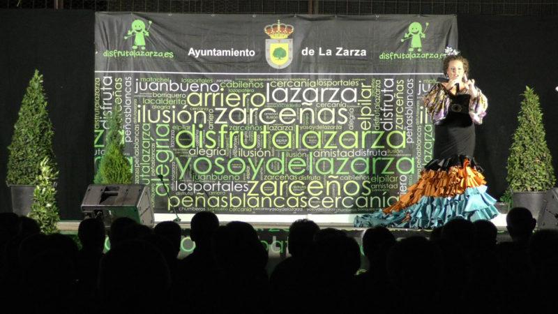 Festival de Copla y Flamenco Villa de La Zarza