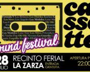 cassette sound festival la zarza