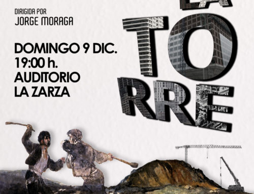 """TEATRO: """"LA TORRE"""", DOMINGO 9 DIC."""