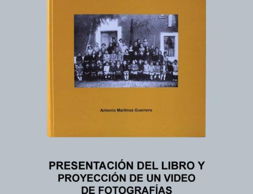PRESENTACIÓN DEL LIBRO: LA ZARZA,UNA HISTORIA EN BLANCO Y NEGRO(I)