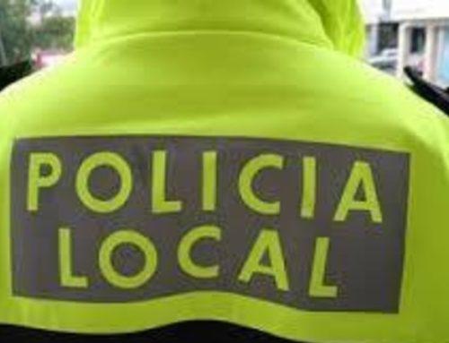 CONVOCATORIA PÚBLICA:  1 PLAZA DE POLICÍA LOCAL