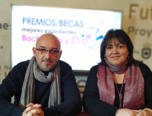 BECAS MUNICIPALES A LOS MEJORES EXPEDIENTES DE BACHILLERATO Y E.S.O.