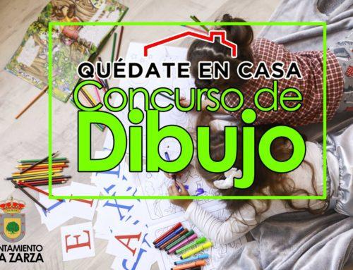"""CONCURSO DE DIBUJO,""""QUÉDATE EN CASA"""""""