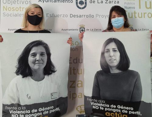 LA CONCEJALÍA DE IGUALDAD PRESENTA LA EXPOSICIÓN 'FRENTE A LA VIOLENCIA DE GÉNERO NO TE PONGAS DE PERFIL, ACTÚA'