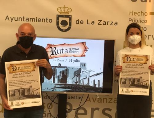 I RUTA TEATRAL HISTÓRICA DE LA ZARZA