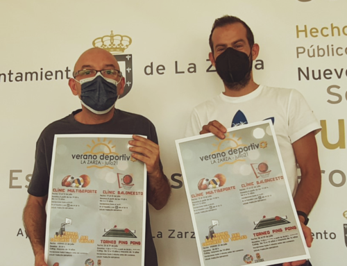 PRESENTADAS NUEVAS ACTIVIDADES DEPORTIVAS PARA JULIO