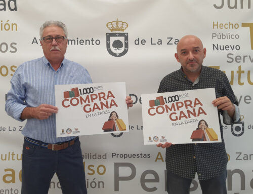 NUEVA CAMPAÑA «COMPRA Y GANA » EN LA ZARZA